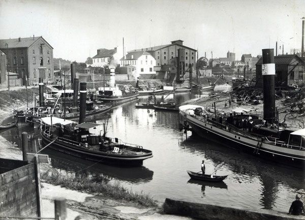 alte Fotos aus Ruhrort - ruhrorter-nachrichten-online