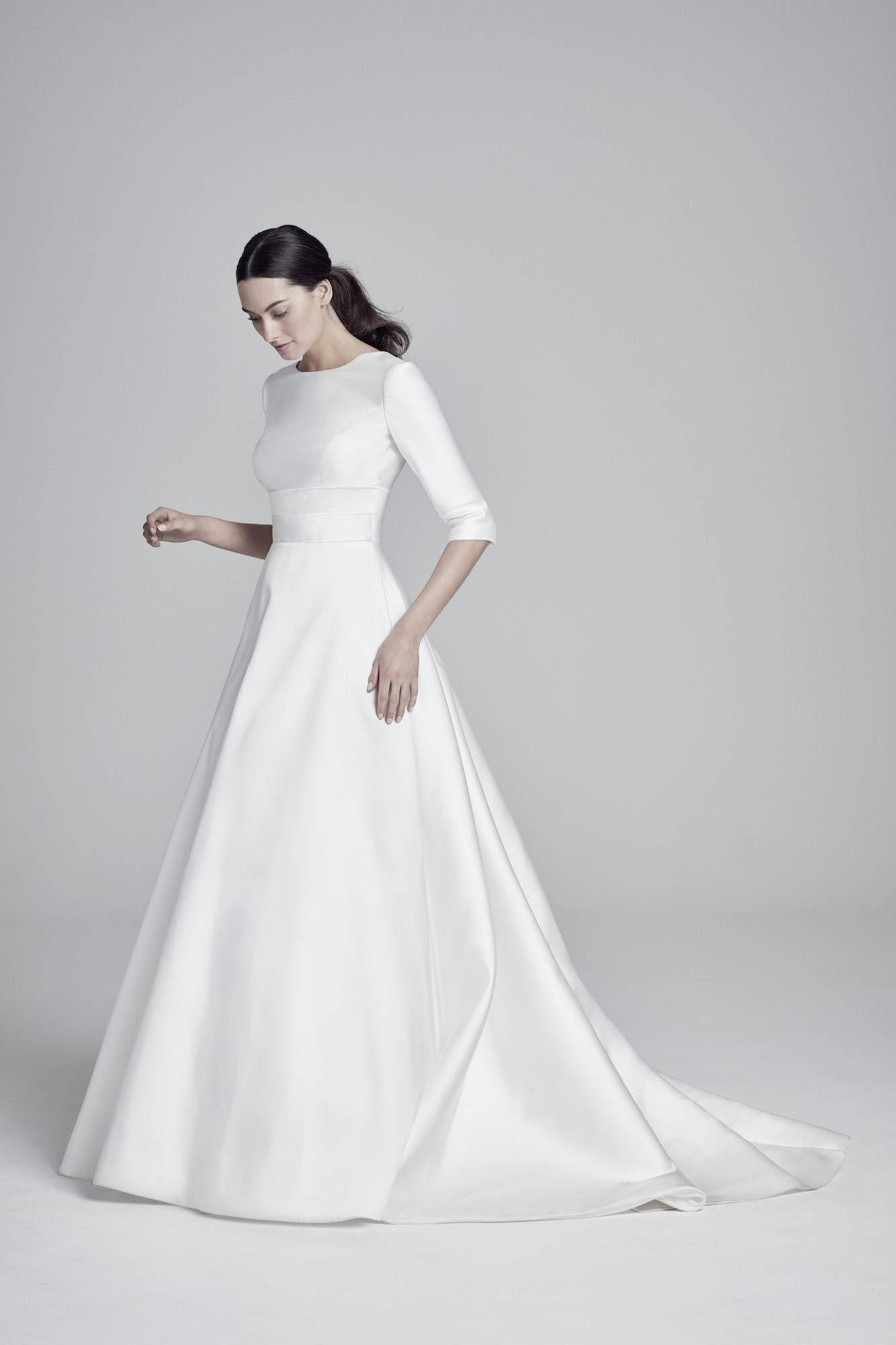 stunning simple wedding dresses boda pinterest wedding