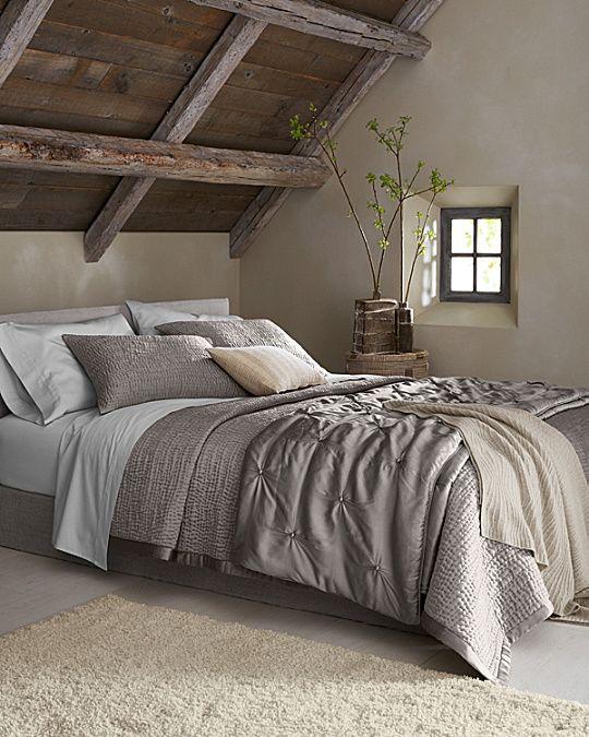 Eileen Fisher Seasonless Silk Comforter And Throw Turner