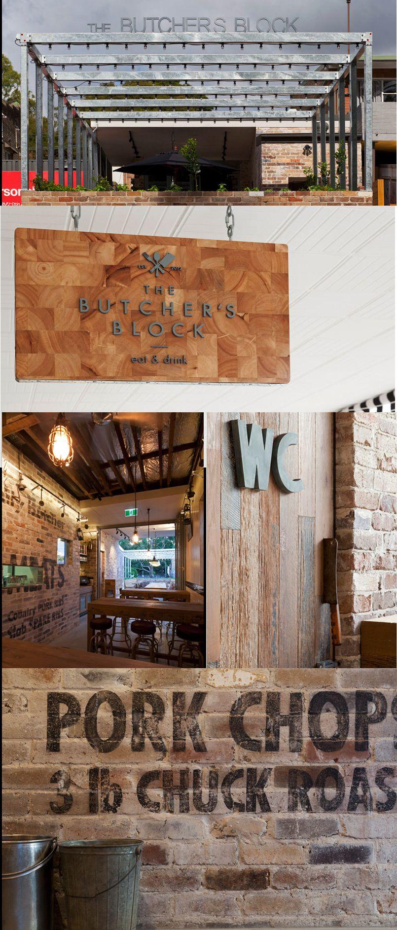 Butcher' Block Giant Design Coffee