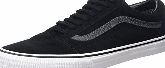 vans old skool black tornado
