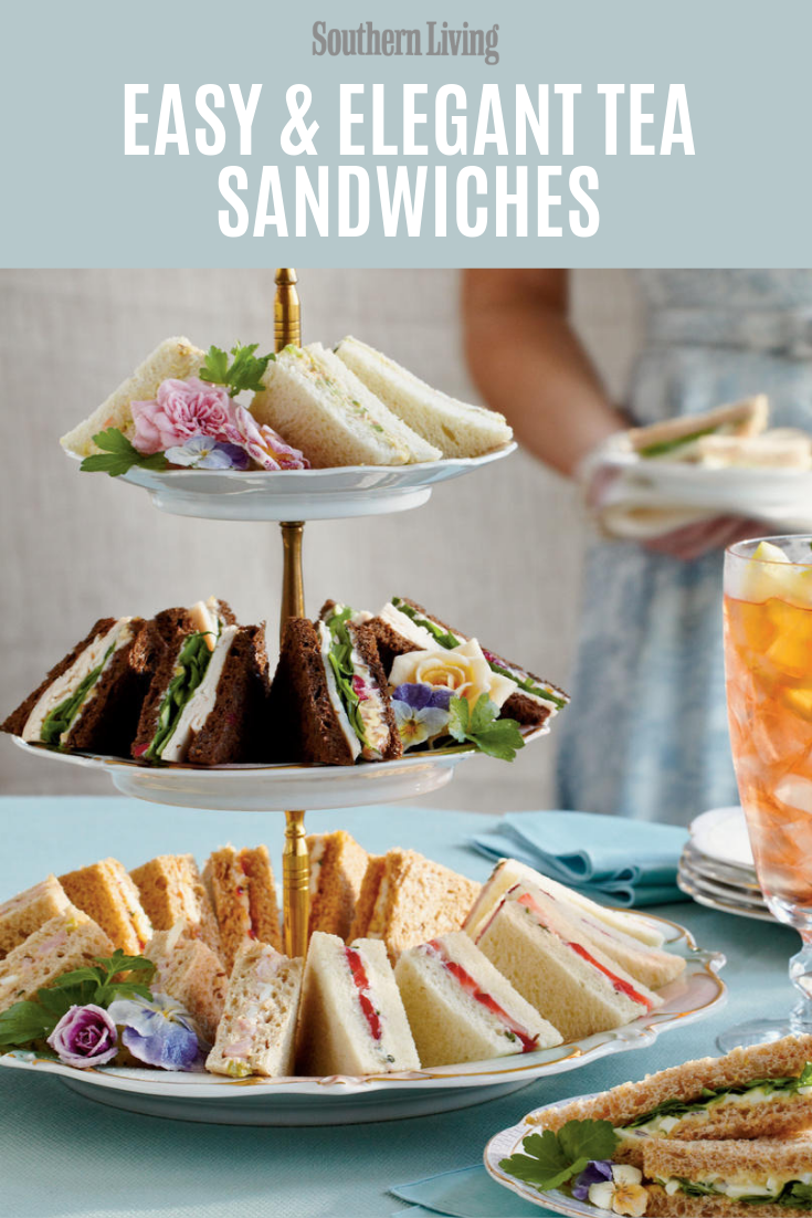Easy & Elegant Tea Sandwiches