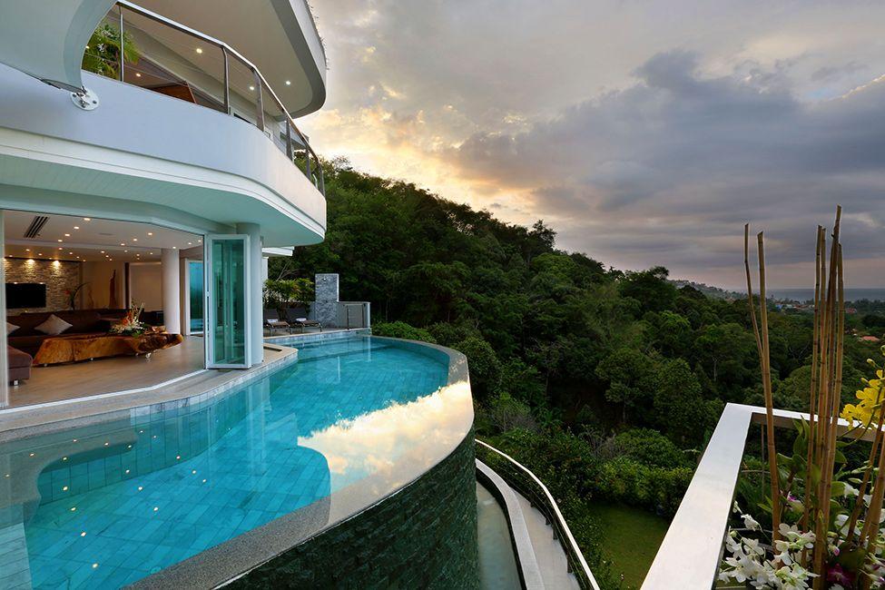 Leistungsstarke Urlaubserklärung 7 Schlafzimmer Villa Beyond in