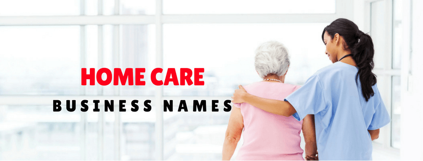 Home health care business names