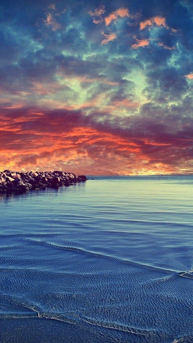 Landscape Wallpapers for iPhone WallpaperSafari Земля