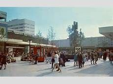 Romford Square before it was under cover