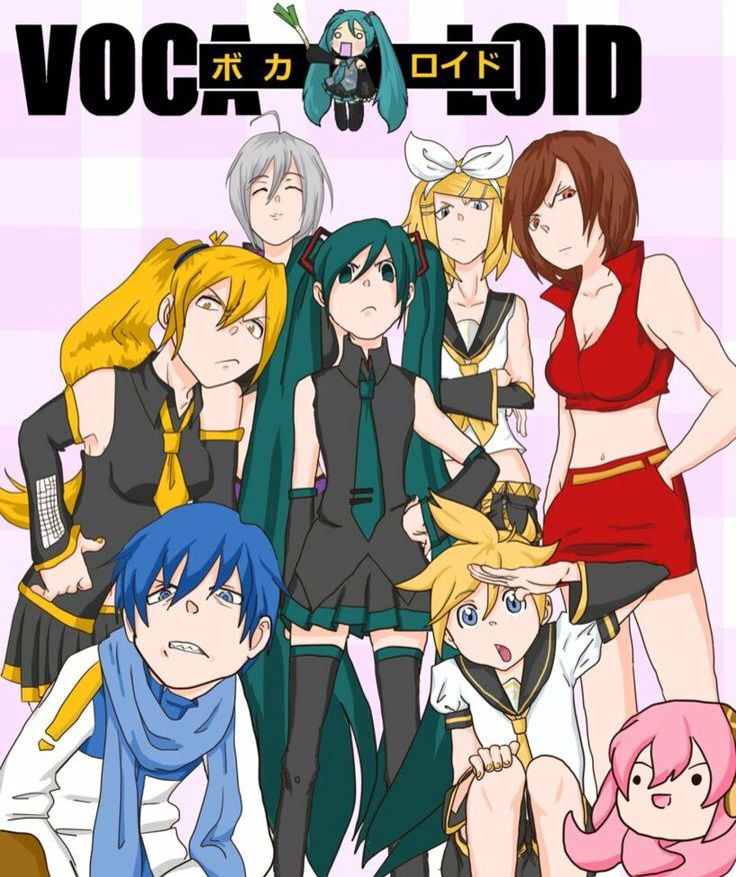 Vocaloid Soul Eater Parody Vocaloid Funny Soul Eater Death The Kid