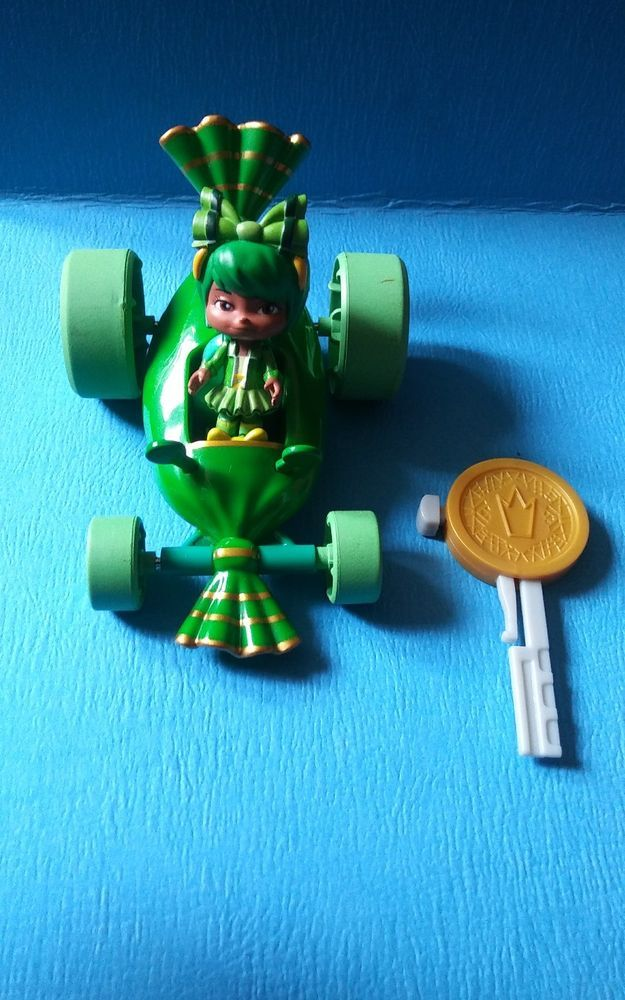 disney wreck it ralph sugar rush racers minty zaki with