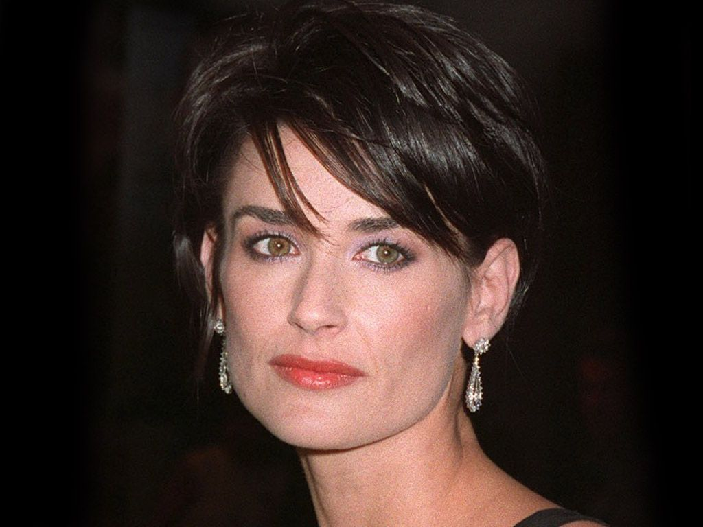 Demi Moore Algrie Entreprise Construction Hair Styles Pinterest
