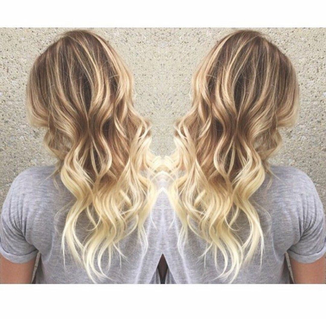 Hair Painting Blond Hairstyleshair Colours Pinterest Hair