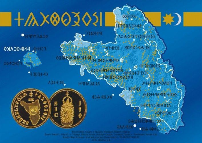 Székelyföld - rovás térkép (With images)   Hungary, Kami, Map