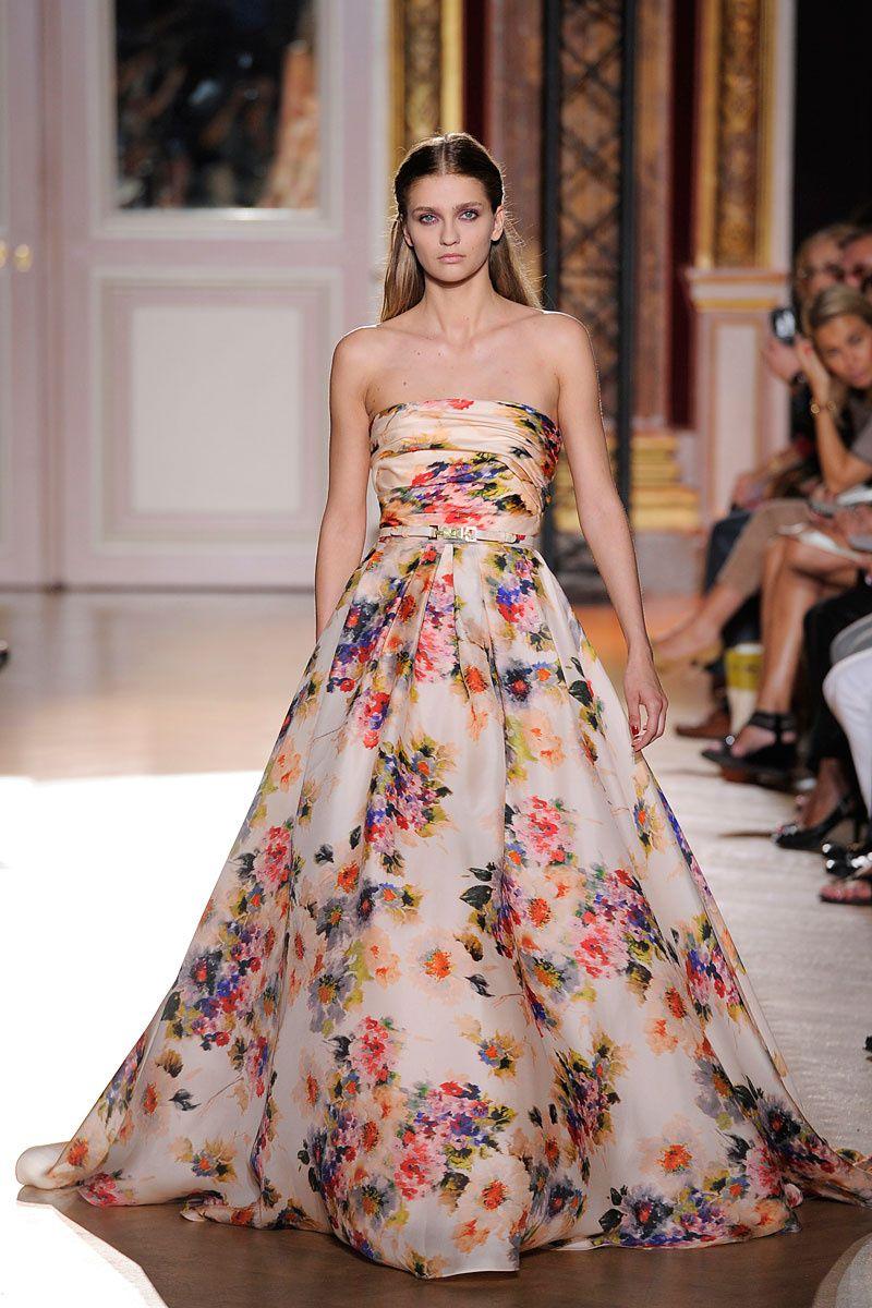 Zuhair murad haute couture pasarela gowns trendy u elegant