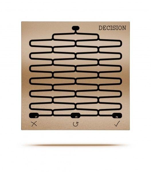 kugelbahn decision die entscheidungshilfe f r die wandmontage ja nein vielleicht treffen. Black Bedroom Furniture Sets. Home Design Ideas