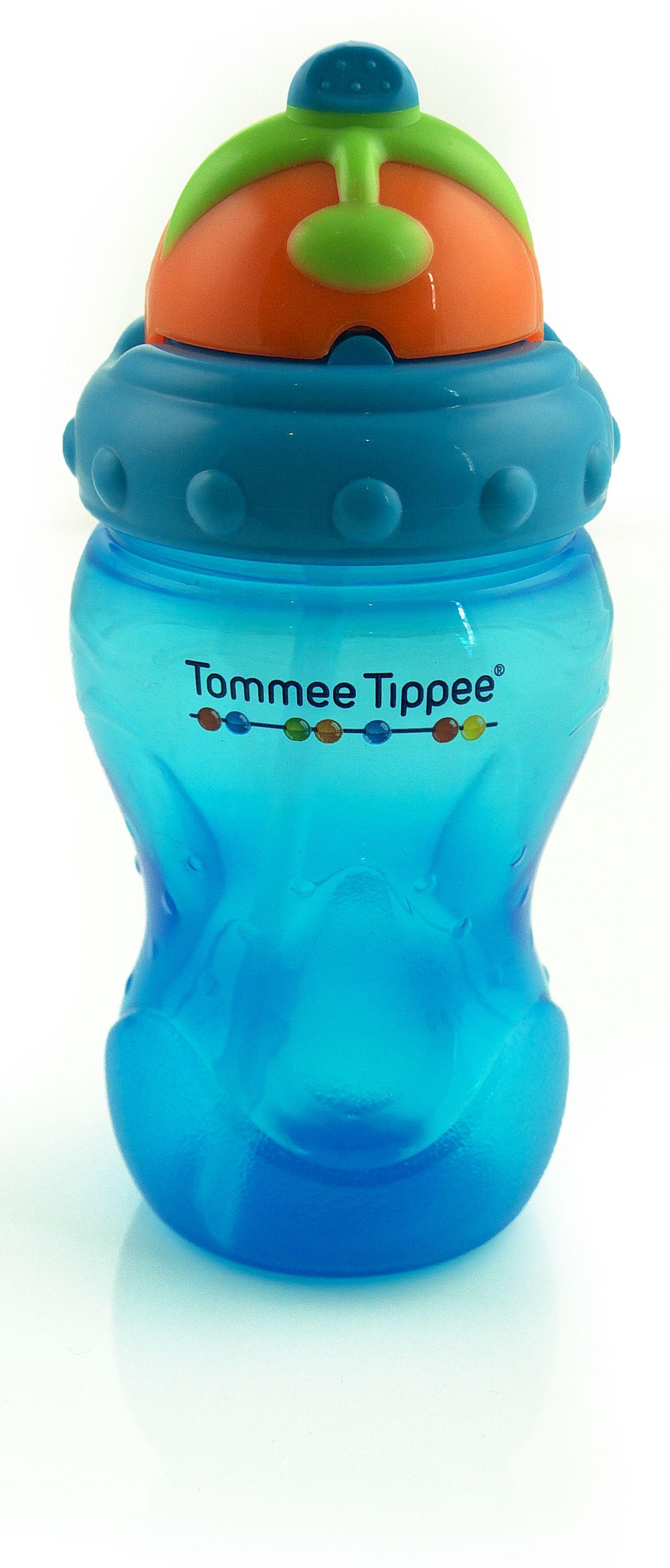 Tommee Tippee 174 Flip Top Straw Cup Tommeetippeeau Toddler