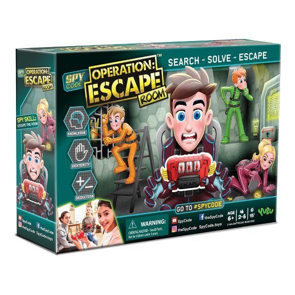 Jumanji Escape Room Game Multicolor
