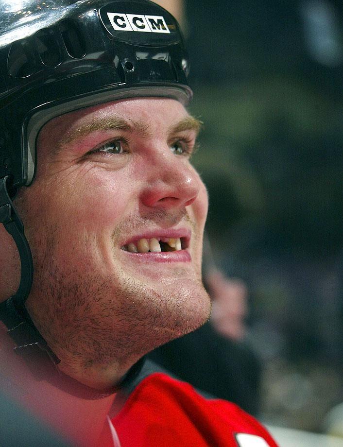 Pin By Canyon Gate Dental On Hockey Smiles Nhl Hockey Players Hockey Players Nhl Hockey
