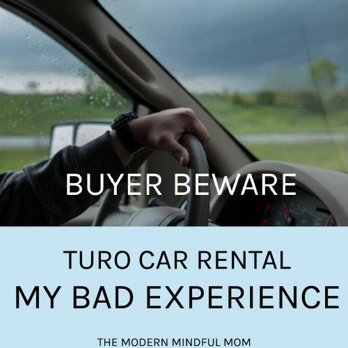 Buyer Beware Turo Car Rental Car Rental Rental Rent A Car