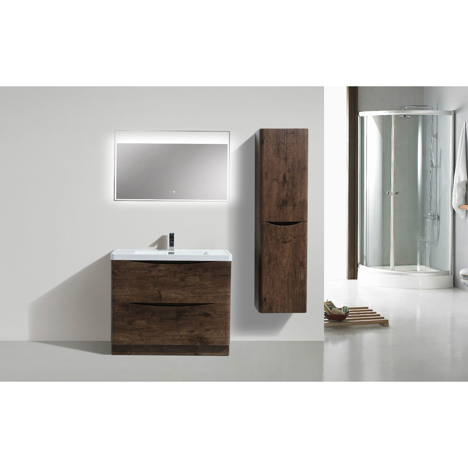 watch youtube beautiful bathroom vanity mirrors inch