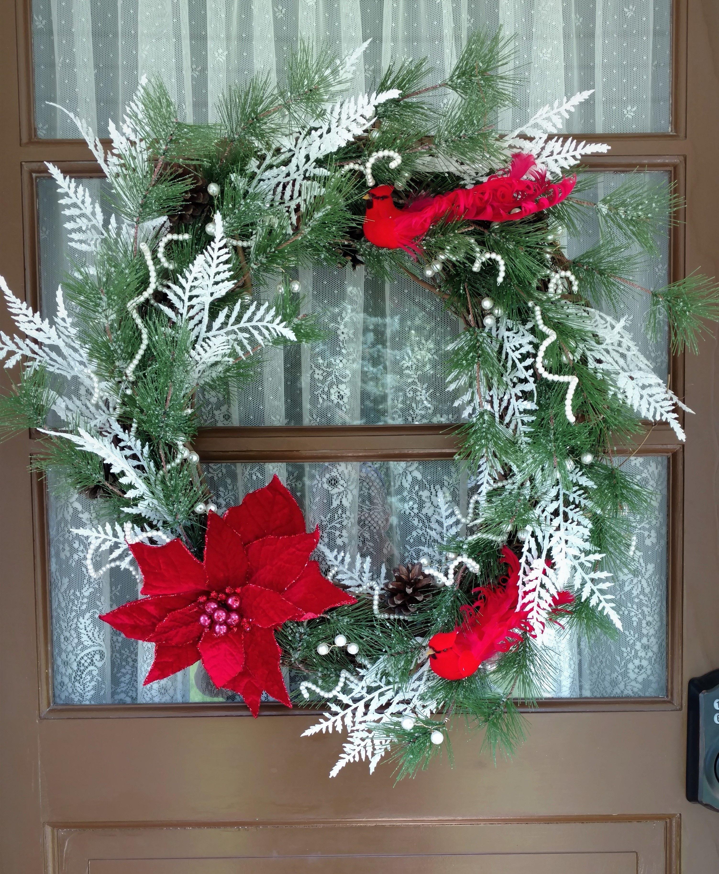 18++ 18 christmas wreath ideas in 2021