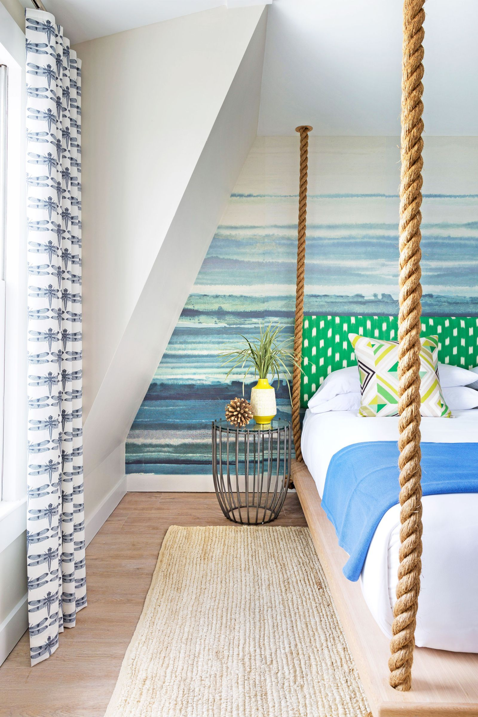 Bring Beach Vibes Into Any Home With These Decor Ideas In 2020 Beach House Bedroom Furniture Beach House Bedroom Beach House Decor