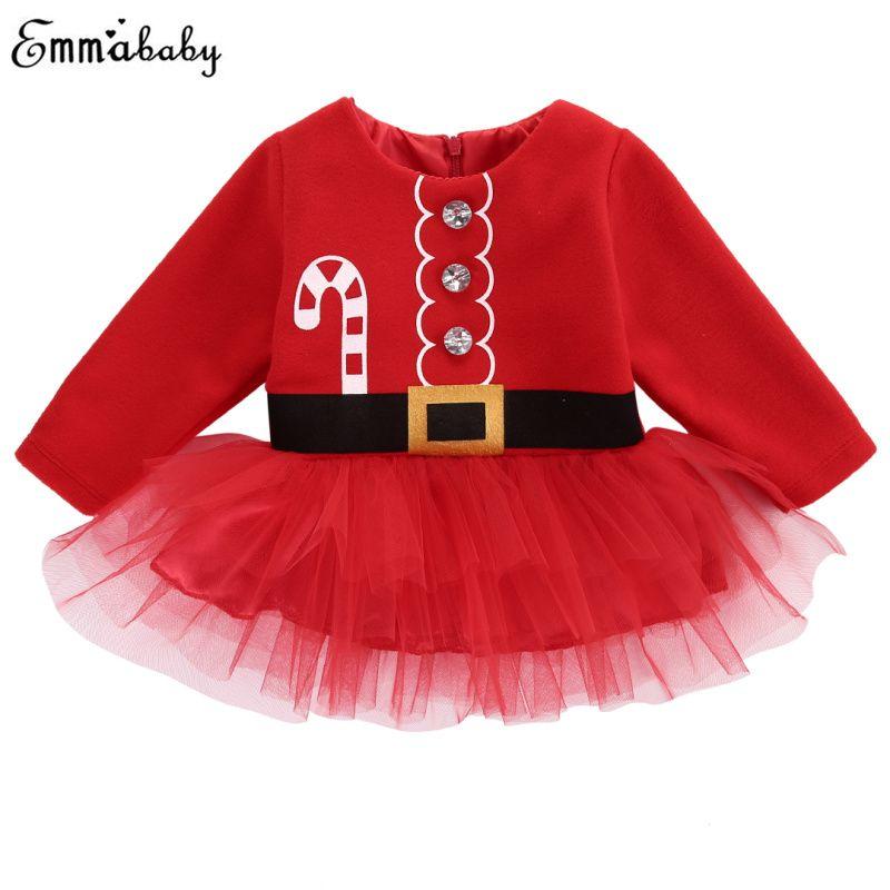 Toddler Baby Girl Princess Flowers Gauze Tutu Ballet Long Sleeve Dress