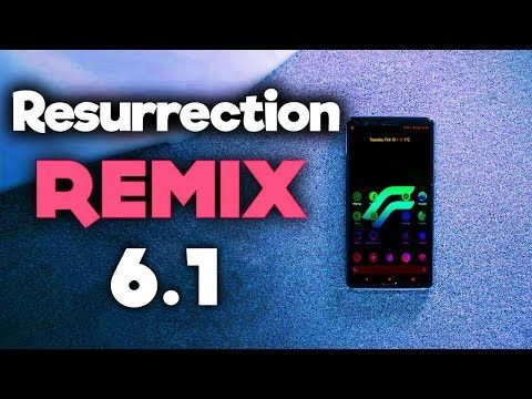 Resurrection Remix 6.1 Review - New Features & Camera - YouTube | Android hacks. Remix. Resurrection