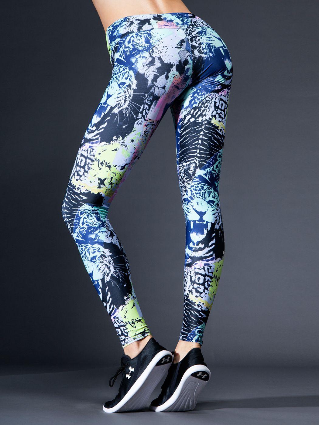 Jungle fever legging leggings bottoms legging