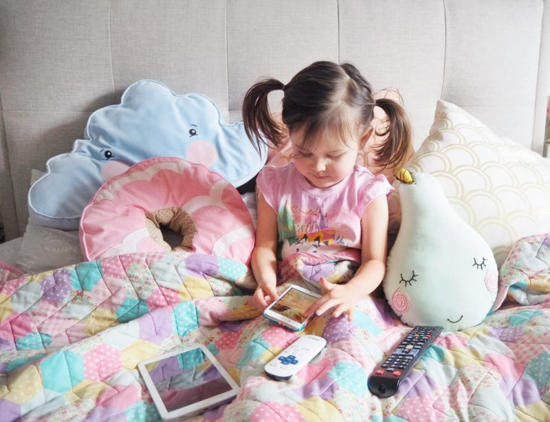 How to reduce your childs screen time ever after with