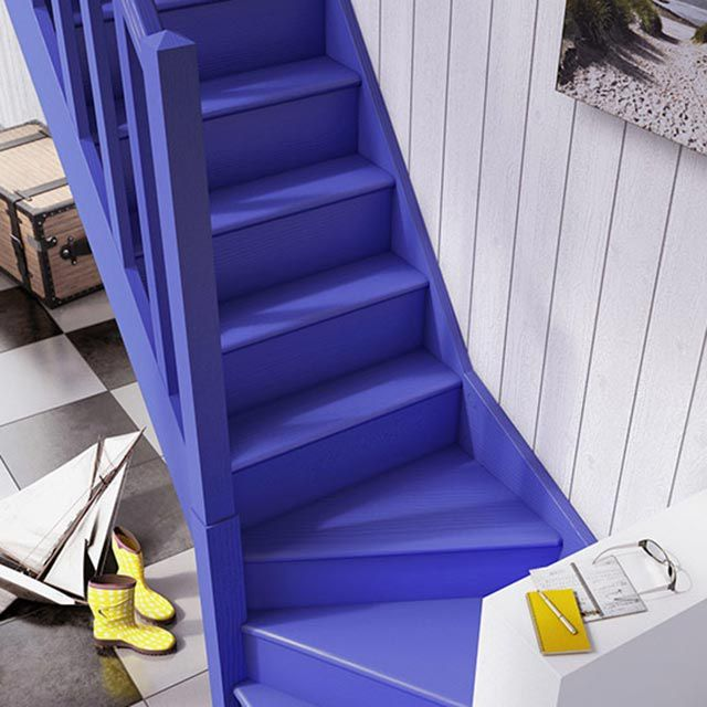 Peinture Sol Int Ext Trafic Extreme Bleu Marine 2 5l 20 Castorama Decoration Maison Idee De Decoration Decorations Faciles