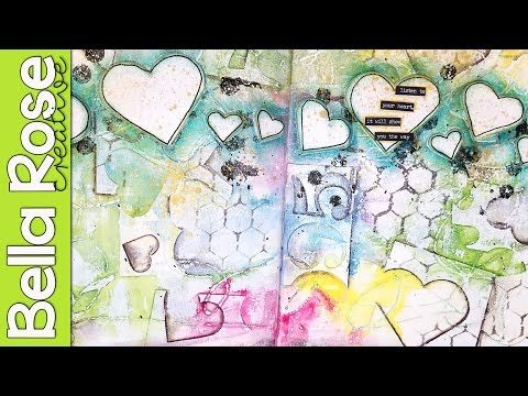 DownloadShare In episode 1 of Make More Art with Connie Solera I give you an intimate peek into my latest finished art journal and I actually geek out over f...