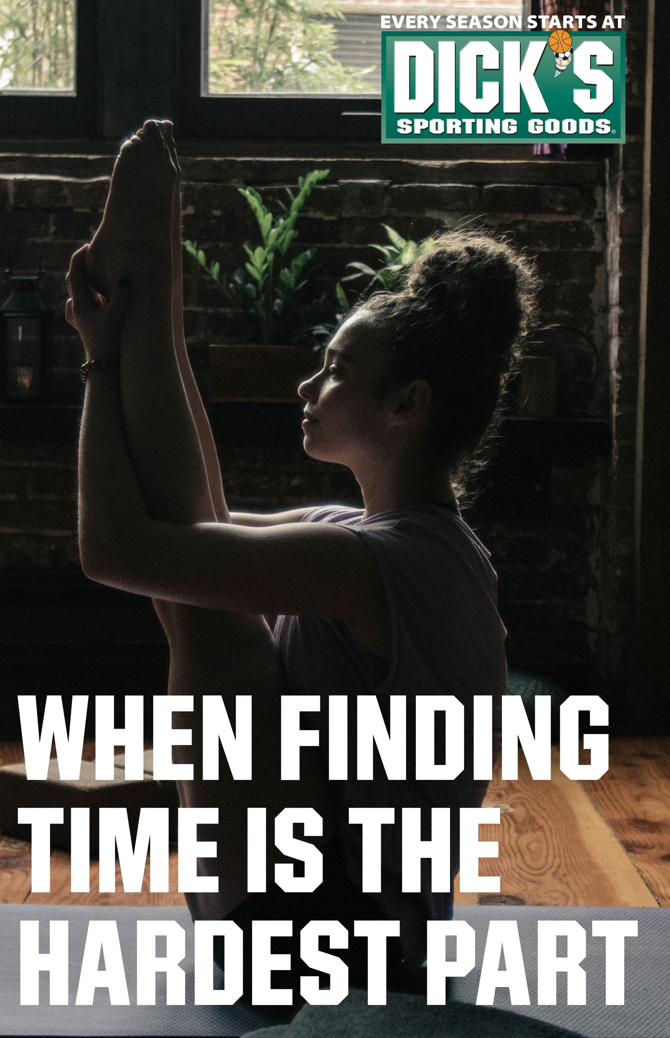 You don t need a lot of time to get yourself into the habit of working out.  A 5 song playlist goes by quickly and can motivate you to have a great  workout. 407735efffa