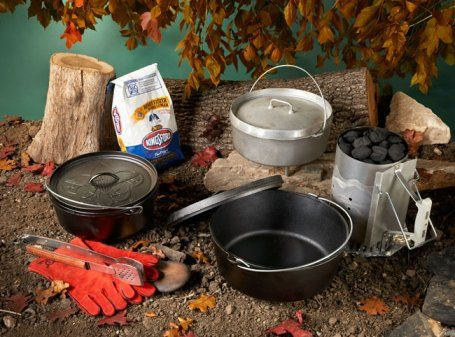 Dutch Oven 101 Getting Started Guide Did U Know They Were Made With Aluminum Or Cast Iron This Dutch Oven Cooking Oven Cooking Dutch Oven Camping