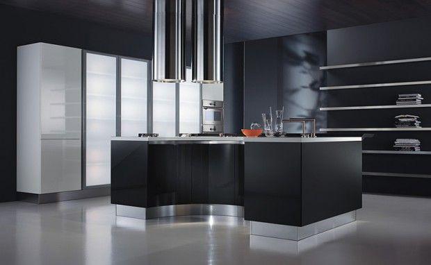 diseño cocina moderna | Muebles-Art-Deco | Pinterest | Kitchen ...