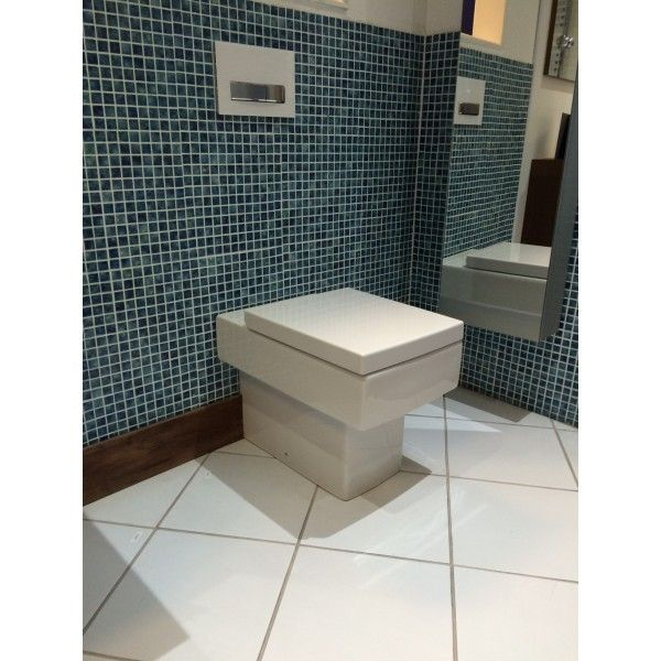 Duravit Vero Floorstanding Toilet 2117090000 Ex Display White Toilet Duravit White