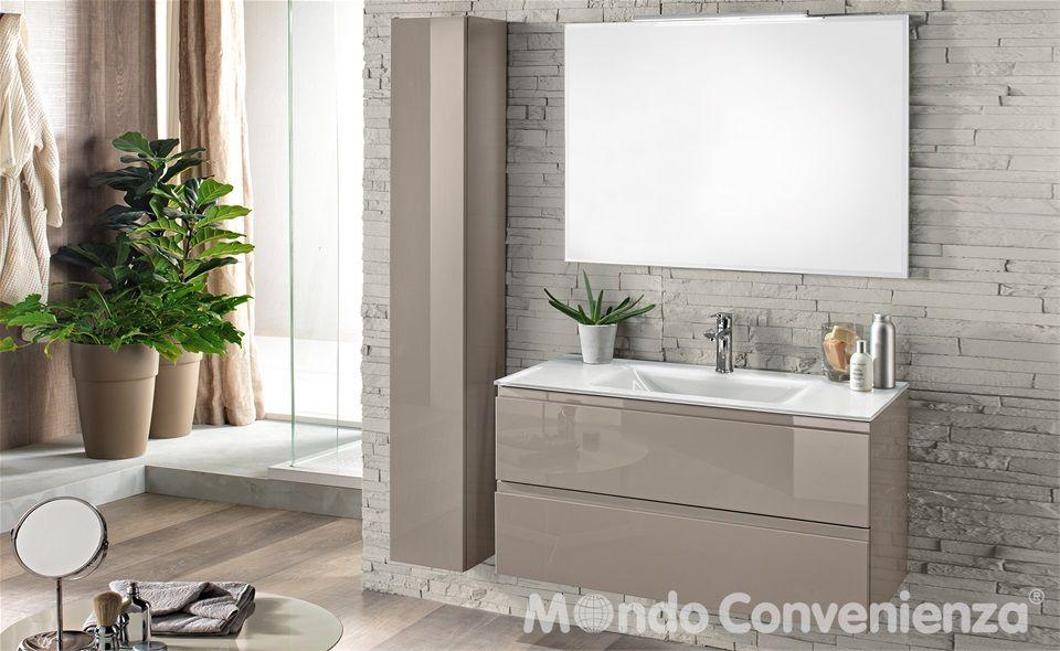 Moderno Alice Mondo Convenienza Mobile Bagno Bagno