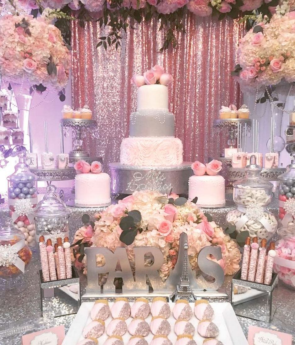 Best 100+ Quince Decorations Ideas for Your Party //bridalore.com/2017/07/02/best-100-quince-decorations-ideas -for-your-party/ & Best 100+ Quince Decorations Ideas for Your Party | Pinterest ...