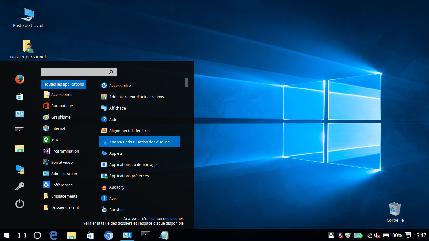 How To Make Linux Look Like Windows 10 Linux Ubuntu Operating System Linux Operating System