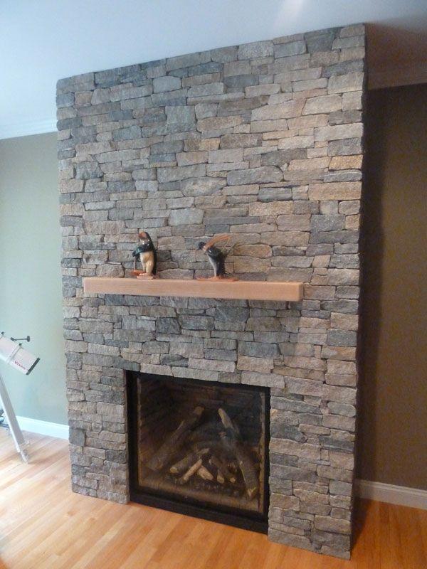 Stonework Fireplace Picture Sterling Masonry Stonework Brick