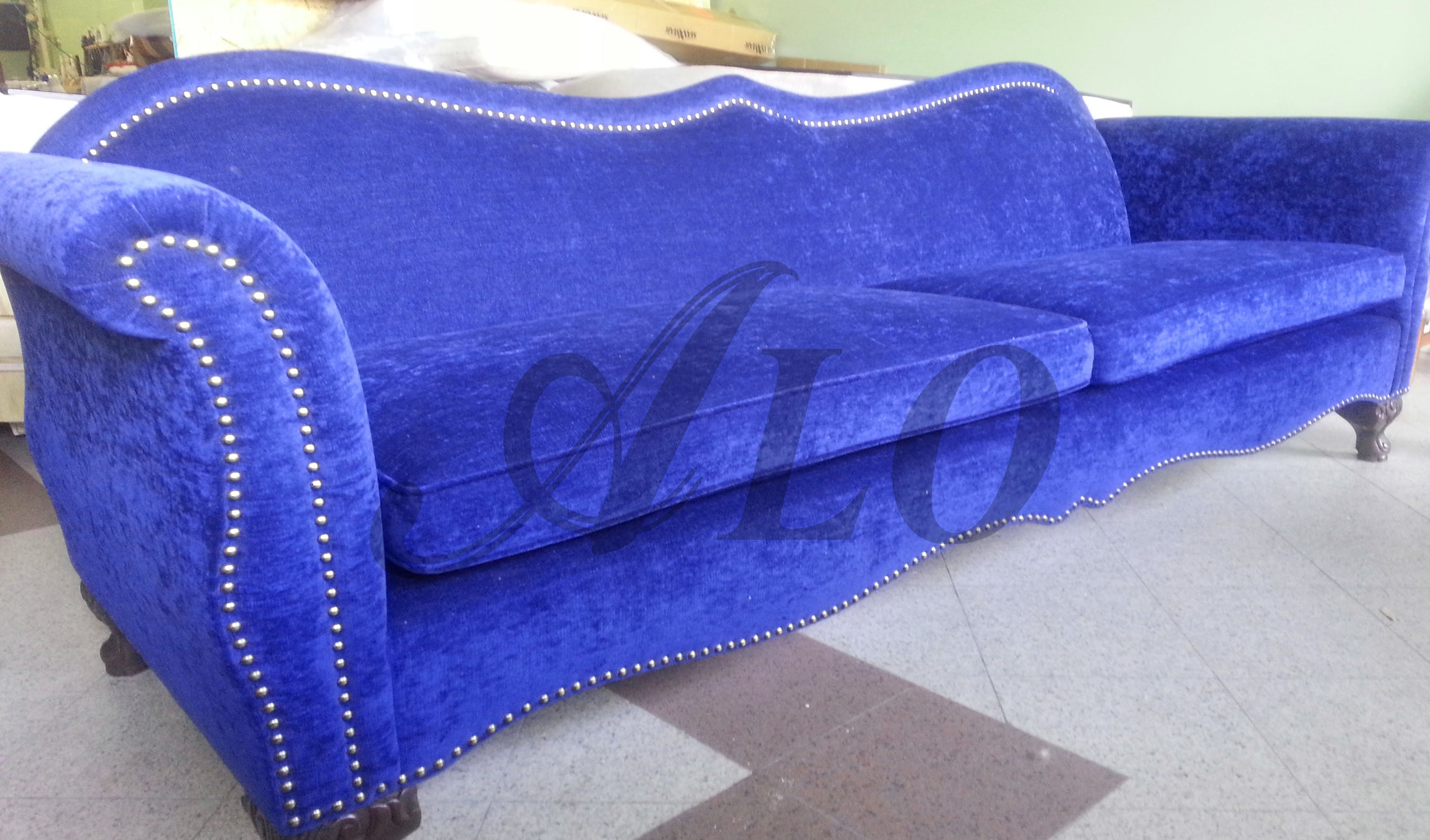 HOW TO UPHOLSTER A NEW SOFA FRAME - ALO Upholstery - YouTube   DIY ...