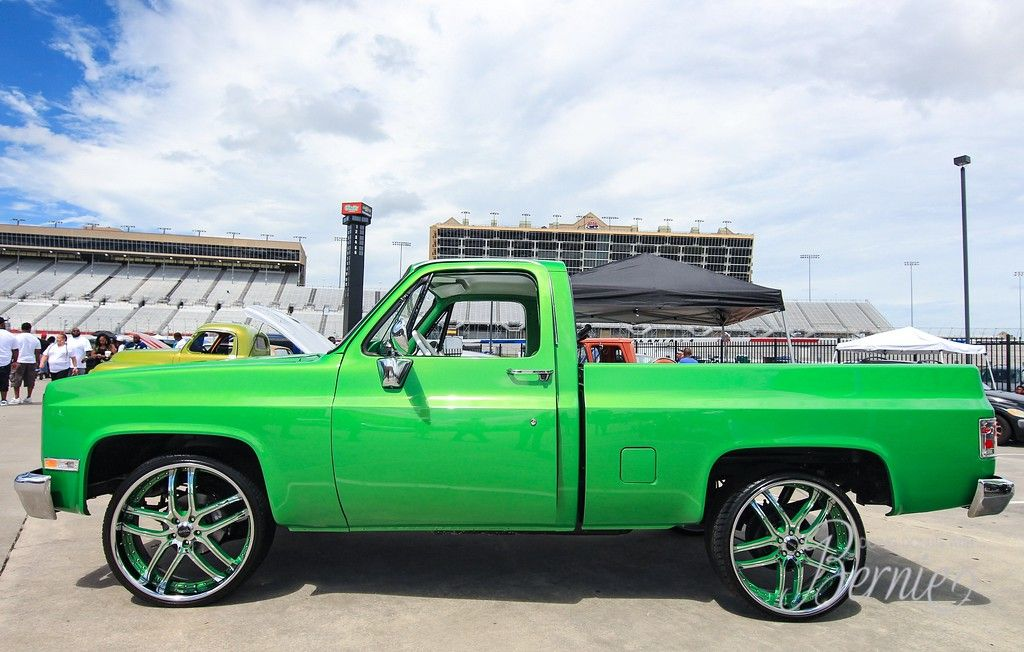 Bernie's Car Show Coverage 75 Photos from the 2017 King