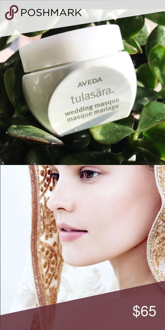 Tulasara Aveda Wedding Masque Overnight brighten, firm and