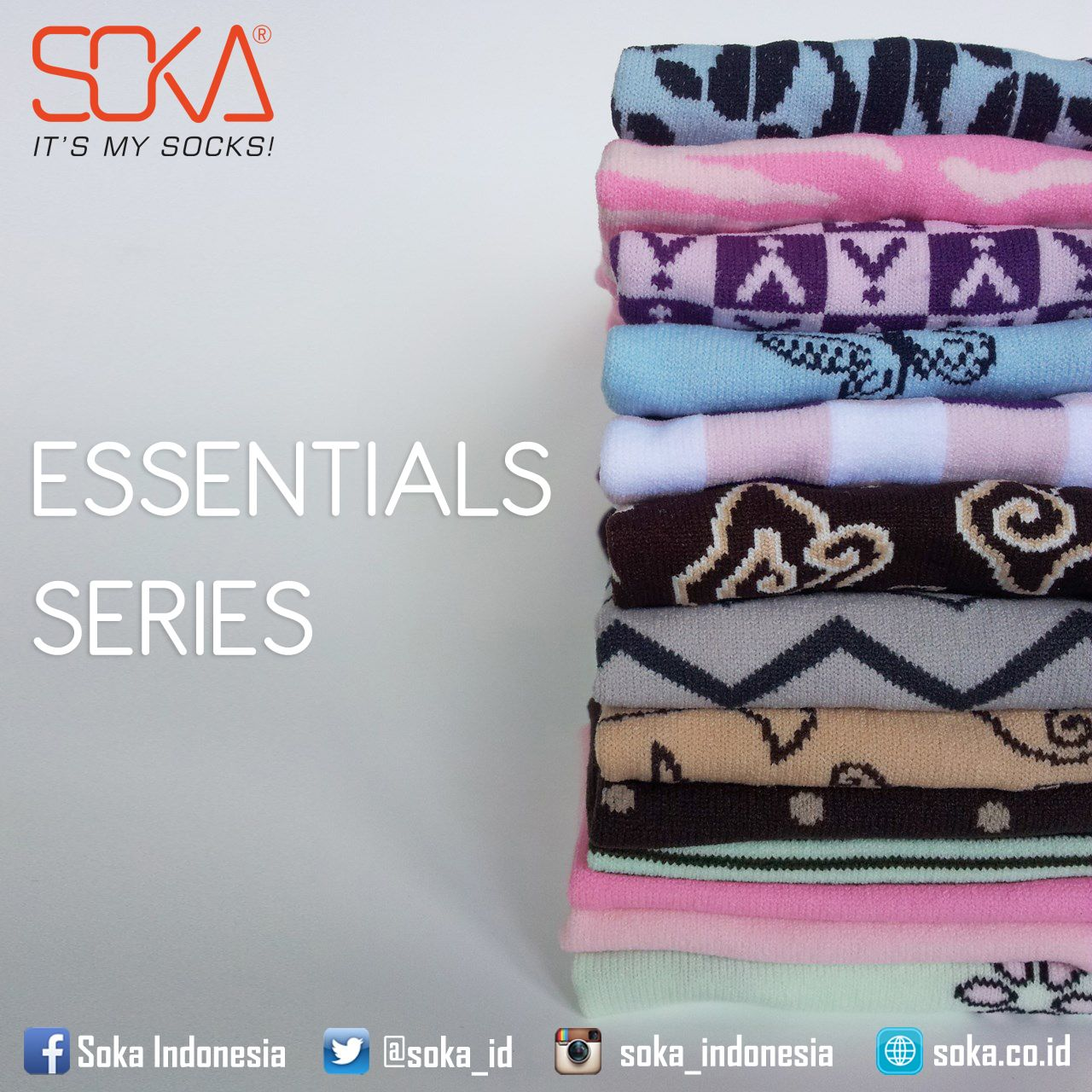 Essentials Series Soka