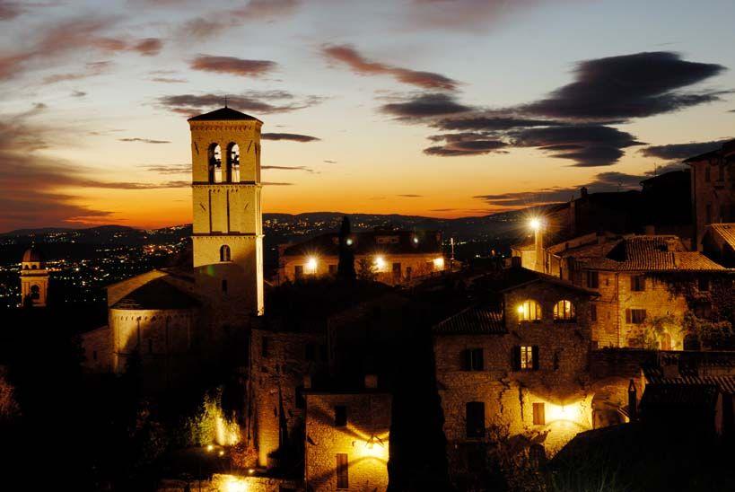 Assisi dream di Michele Castellani