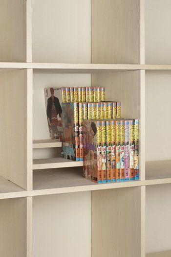 Photo of Shelf 本棚の中の棚(壁一面の本棚 奥行250・350mm専用) / margherita