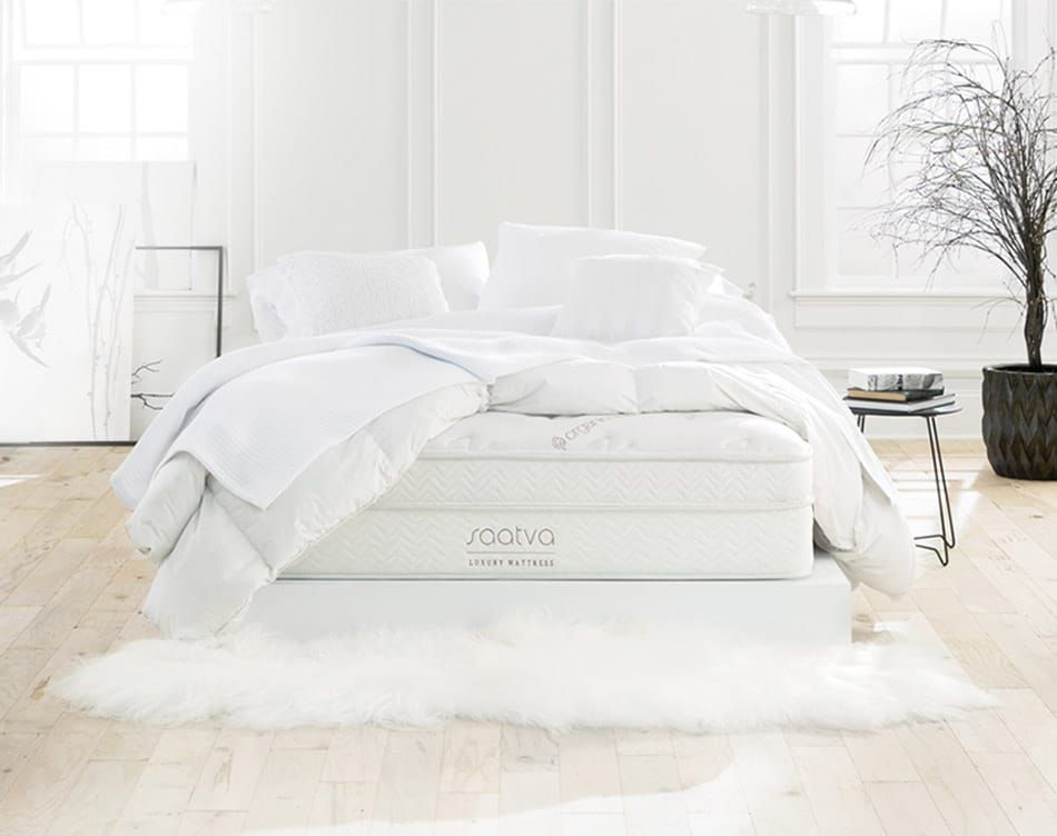 Giveaway Win The Saatva Mattress Of Your Choice Anything From A Saatva Twin To The Zenhaven King Spalnya