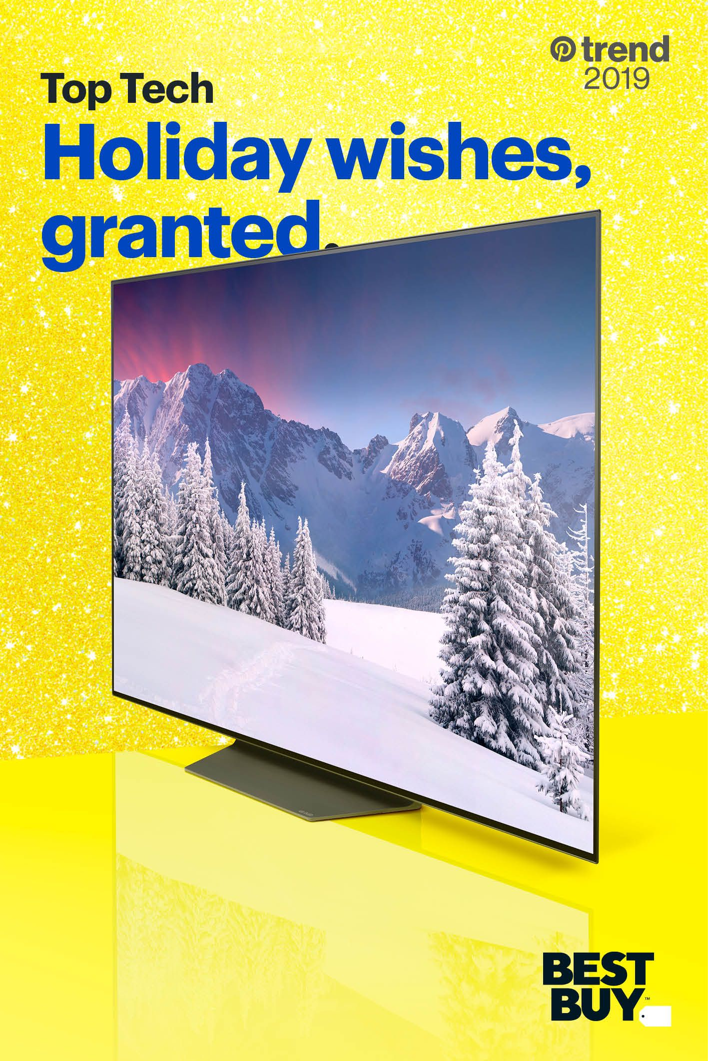 Get A Head Start On Your Holiday Shopping With Our Top Tech Gifts From Oled 4k Tvs To Ultra Thin Laptop Photoshop Design Ideas Top Tech Gifts Name Card Design