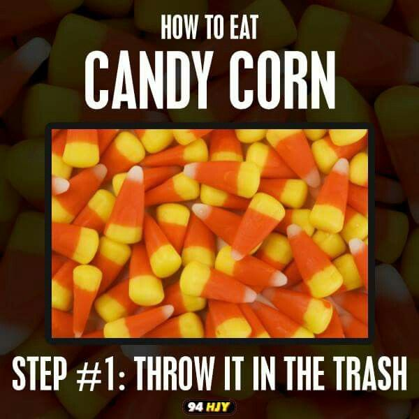 How To Eat Candy Corn Candy Corn Corn Eat