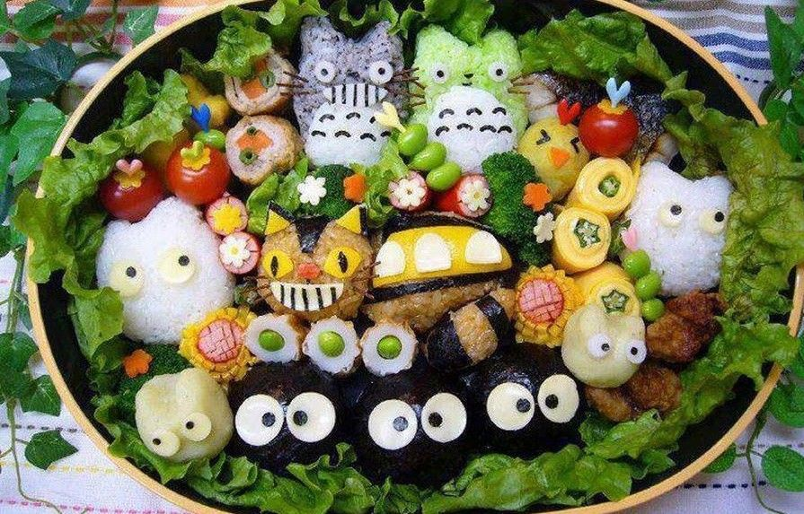 These Studio Ghibli Bento Are Too Cute to Eat!   All About Japan