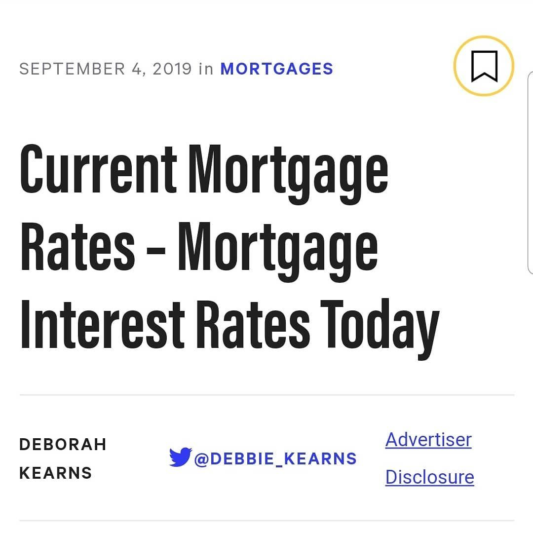 Mortgage Interest Rates Determine Your Monthly Payments Over The Life Of The Loan Even A Slight Difference In Rates Can Drive Your Monthly Payments Up Or Down
