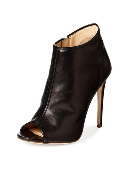 Adelaide Peep-Toe Bootie by Jerome C. Rousseau at Gilt